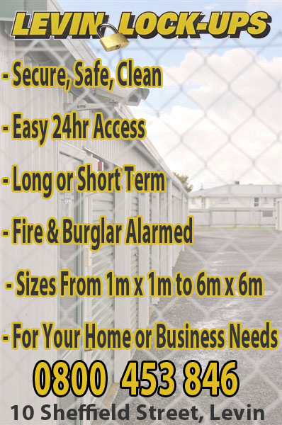 Levin Lockups Safe Secure Self Storage